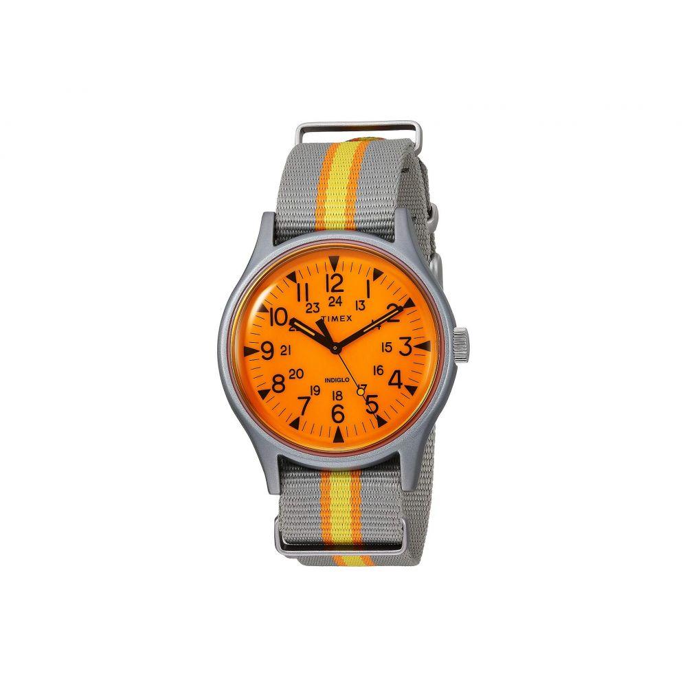 タイメックス Timex メンズ 腕時計【40 mm MK1 Aluminum California Dreaming】Orange/Tan
