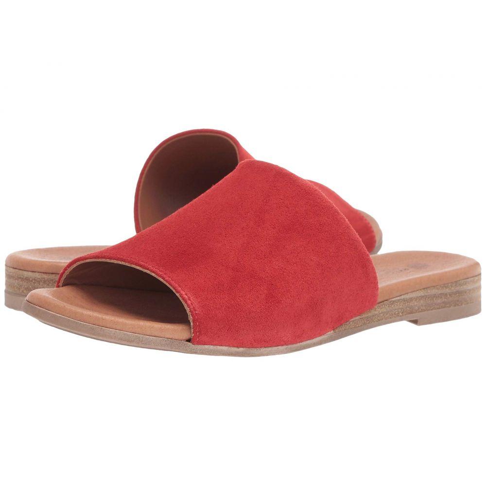 エリック マイケル Eric Michael レディース シューズ・靴 サンダル・ミュール【Capri】Red
