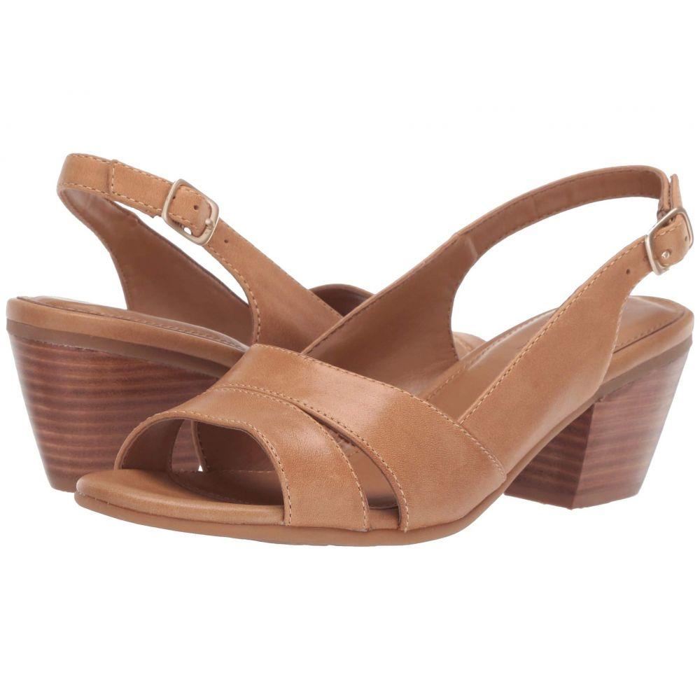 コンフォーティヴァ Comfortiva レディース シューズ・靴 サンダル・ミュール【Alonna】New Caramel La Mesa