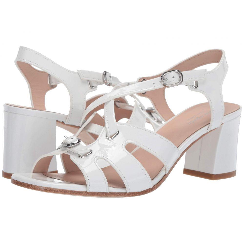 ケイト スペード Kate Spade New York レディース シューズ・靴 サンダル・ミュール【Ella】White Patent