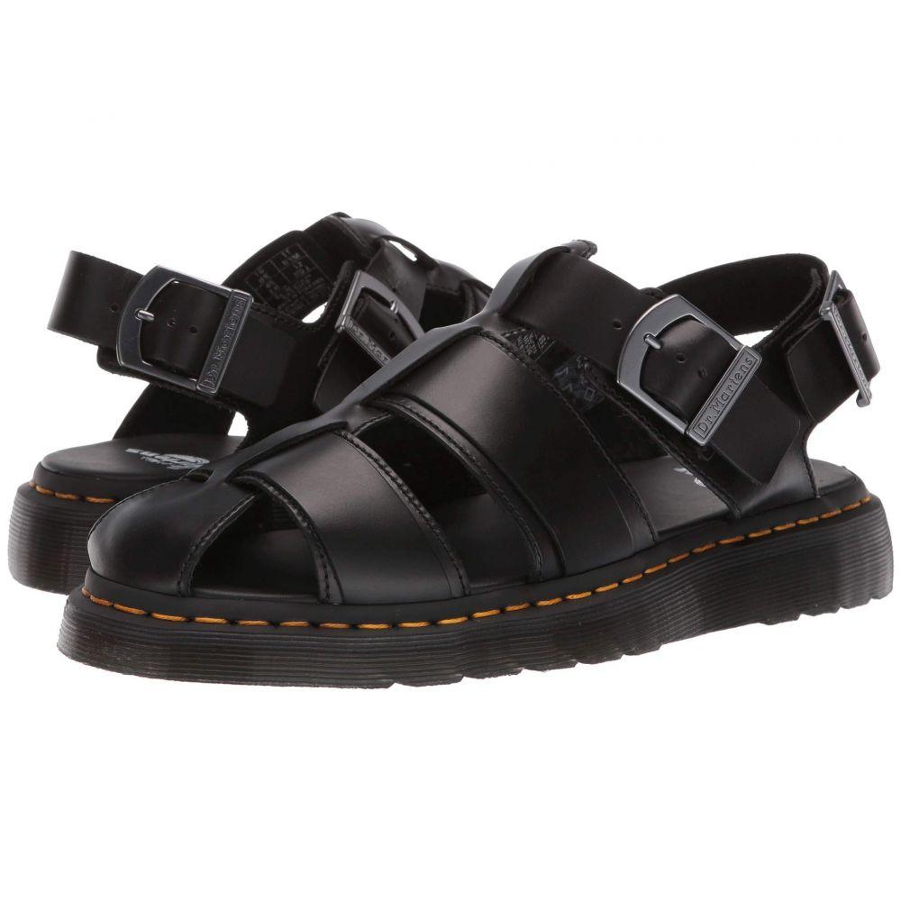 ドクターマーチン Dr. Martens レディース シューズ・靴 サンダル・ミュール【Kassion Shore】Black