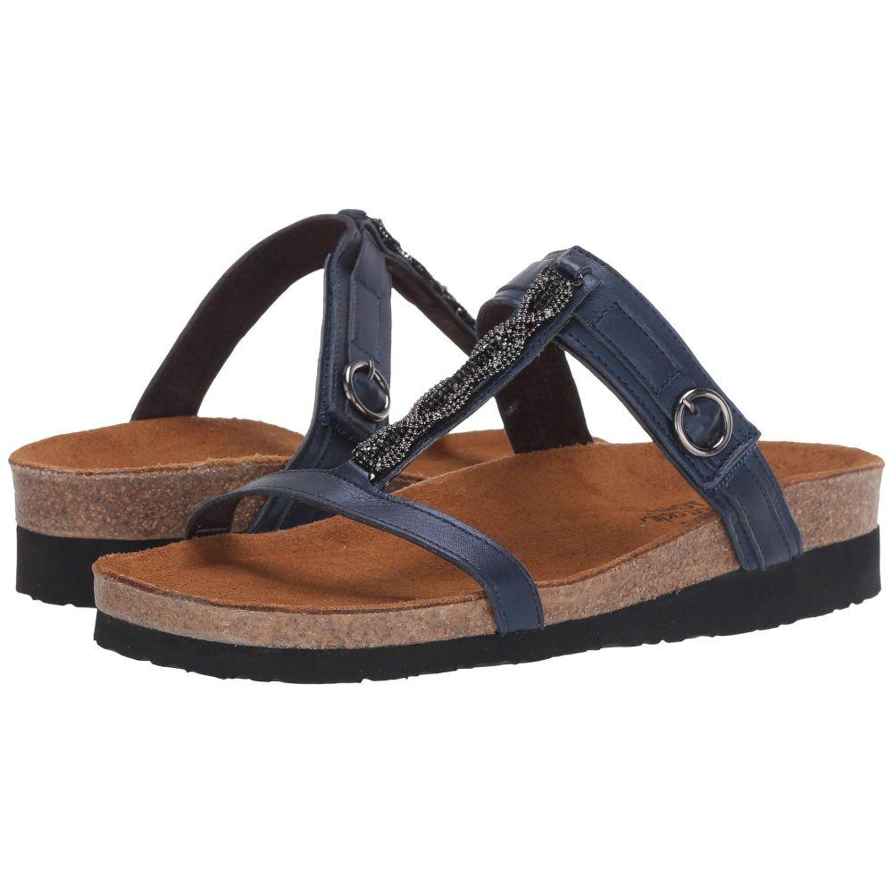 ナオト Naot レディース シューズ・靴 サンダル・ミュール【Malibu】Polar Sea Leather