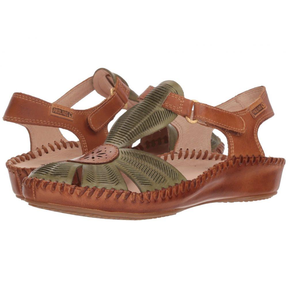 ピコリノス Pikolinos レディース シューズ・靴 サンダル・ミュール【Puerto Vallarta 655-0575】Cactus