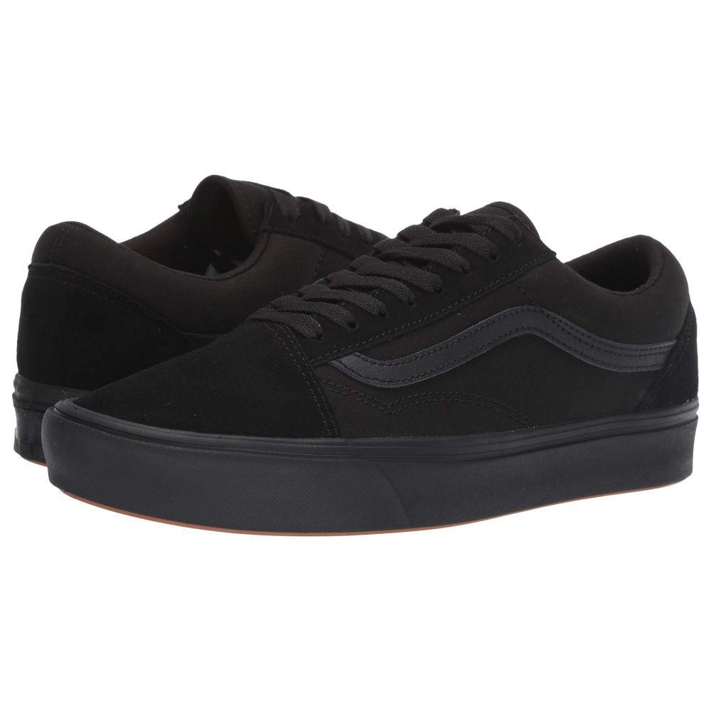 ヴァンズ Vans レディース シューズ・靴 スニーカー【Comfycush Old Skool】Classic) Black/Black