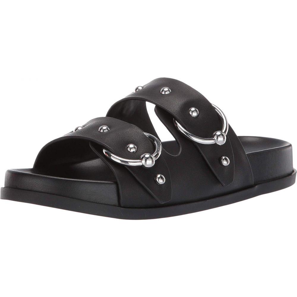 レベッカ ミンコフ Rebecca Minkoff レディース シューズ・靴 サンダル・ミュール【Vachel】Black Leather