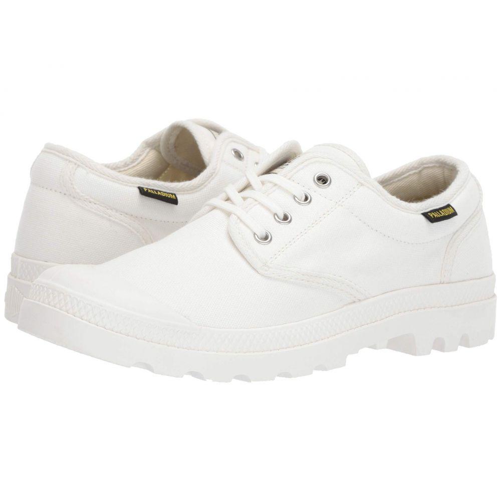 パラディウム Palladium レディース シューズ・靴 スニーカー【Pampa Ox Originale】Marshmallow/Marshmallow