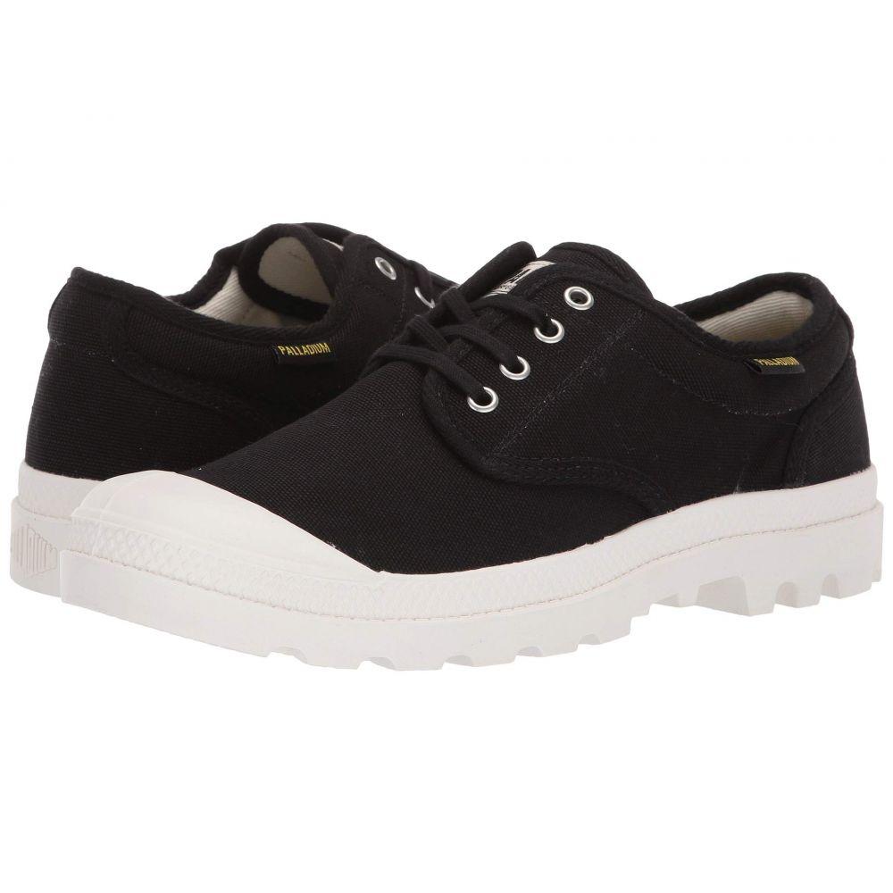 パラディウム Palladium レディース シューズ・靴 スニーカー【Pampa Ox Originale】Black/Marshmallow