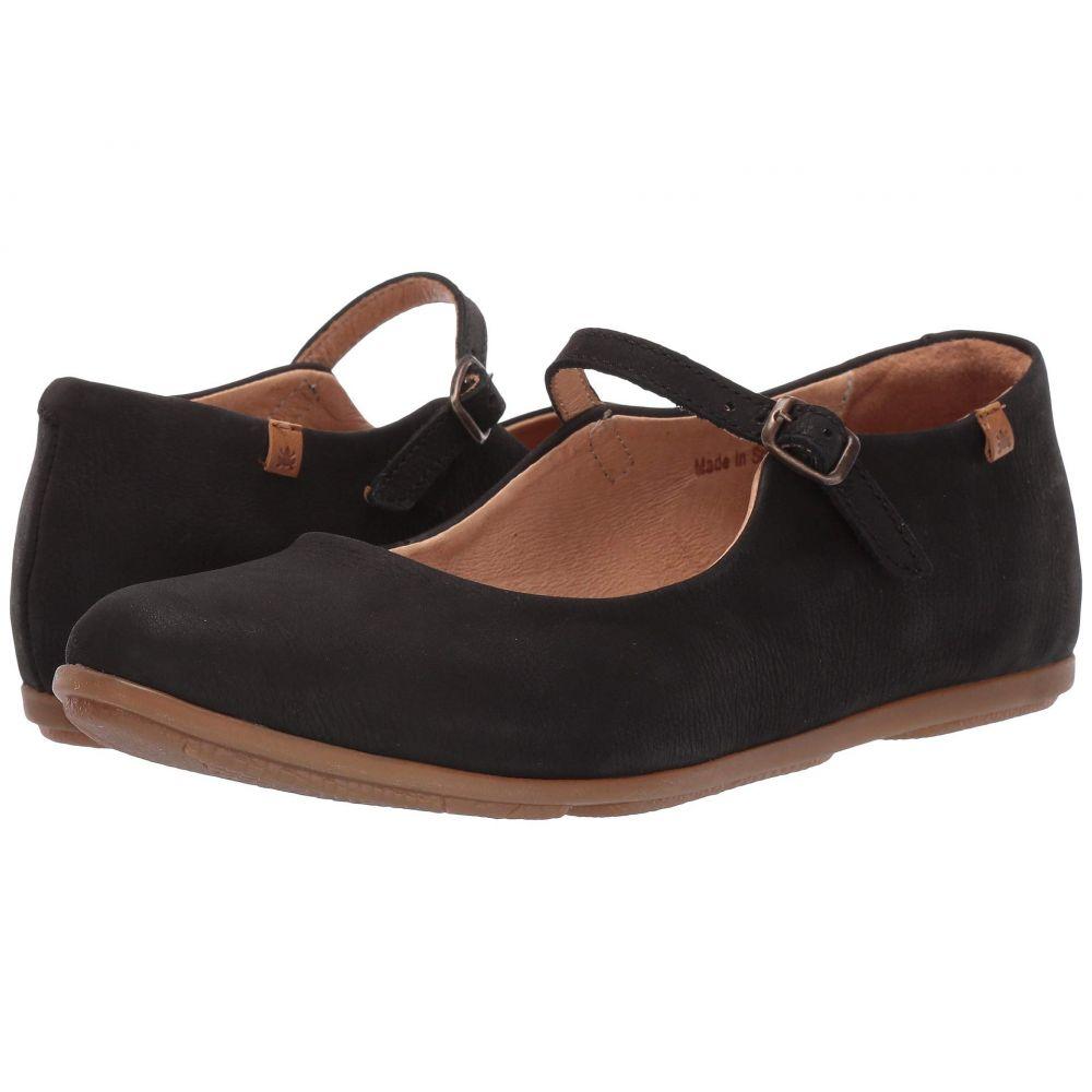 エル ナチュラリスタ El Naturalista レディース シューズ・靴 スリッポン・フラット【Stella N5203】Black