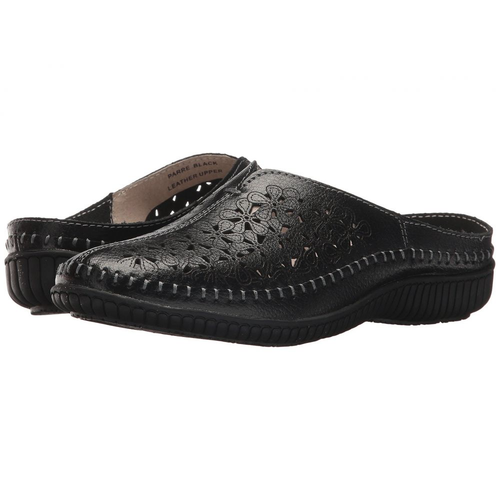 スプリングステップ Spring Step レディース シューズ・靴【Parre】Black