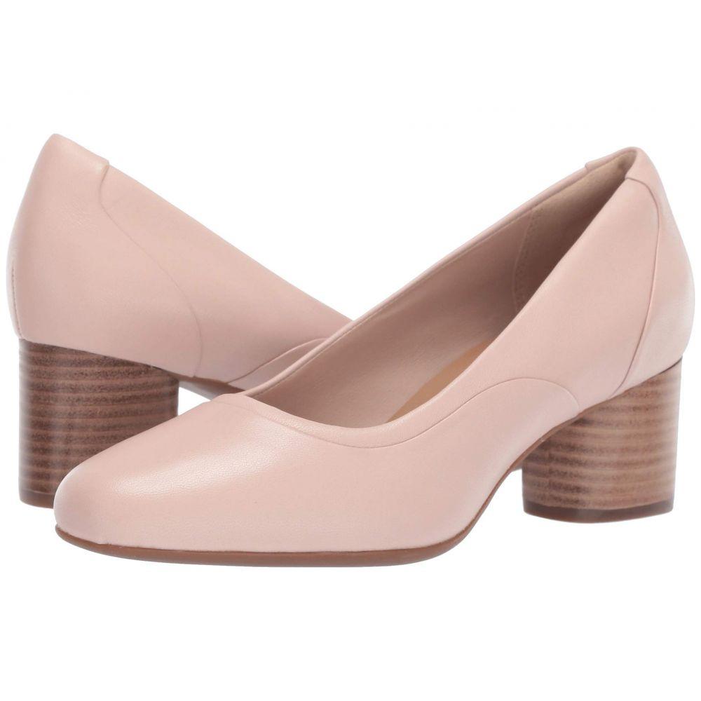 クラークス Clarks レディース シューズ・靴 パンプス【Un Cosmo Step】Nude Leather