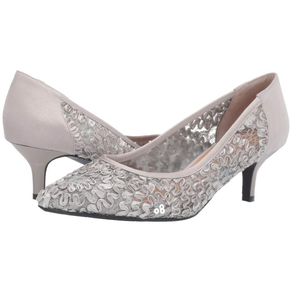 ジェイレニー J. Renee レディース シューズ・靴 パンプス【Daray】Silver Ribbon Lace
