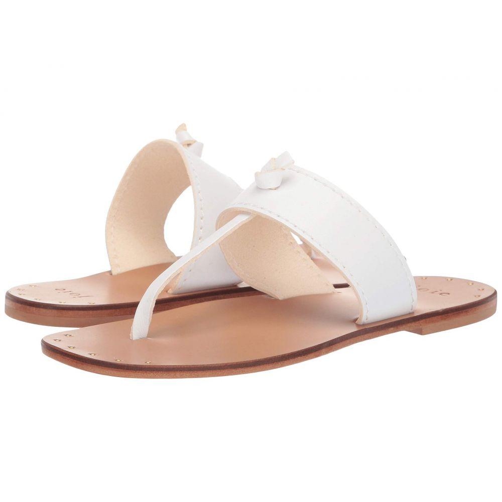 ジョア Joie レディース シューズ・靴 ビーチサンダル【Baylin】White Vacchetta