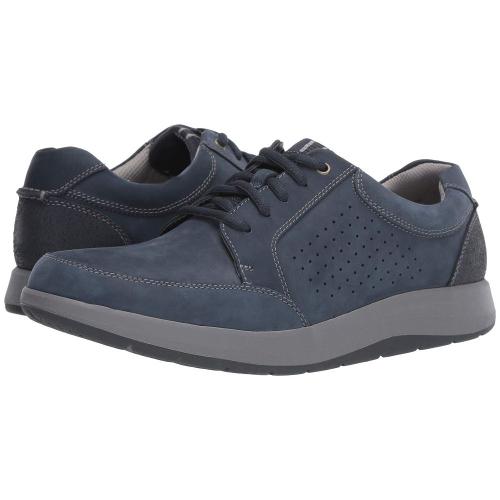 クラークス Clarks メンズ シューズ・靴 スニーカー【Shoda Walk】Navy Nubuck