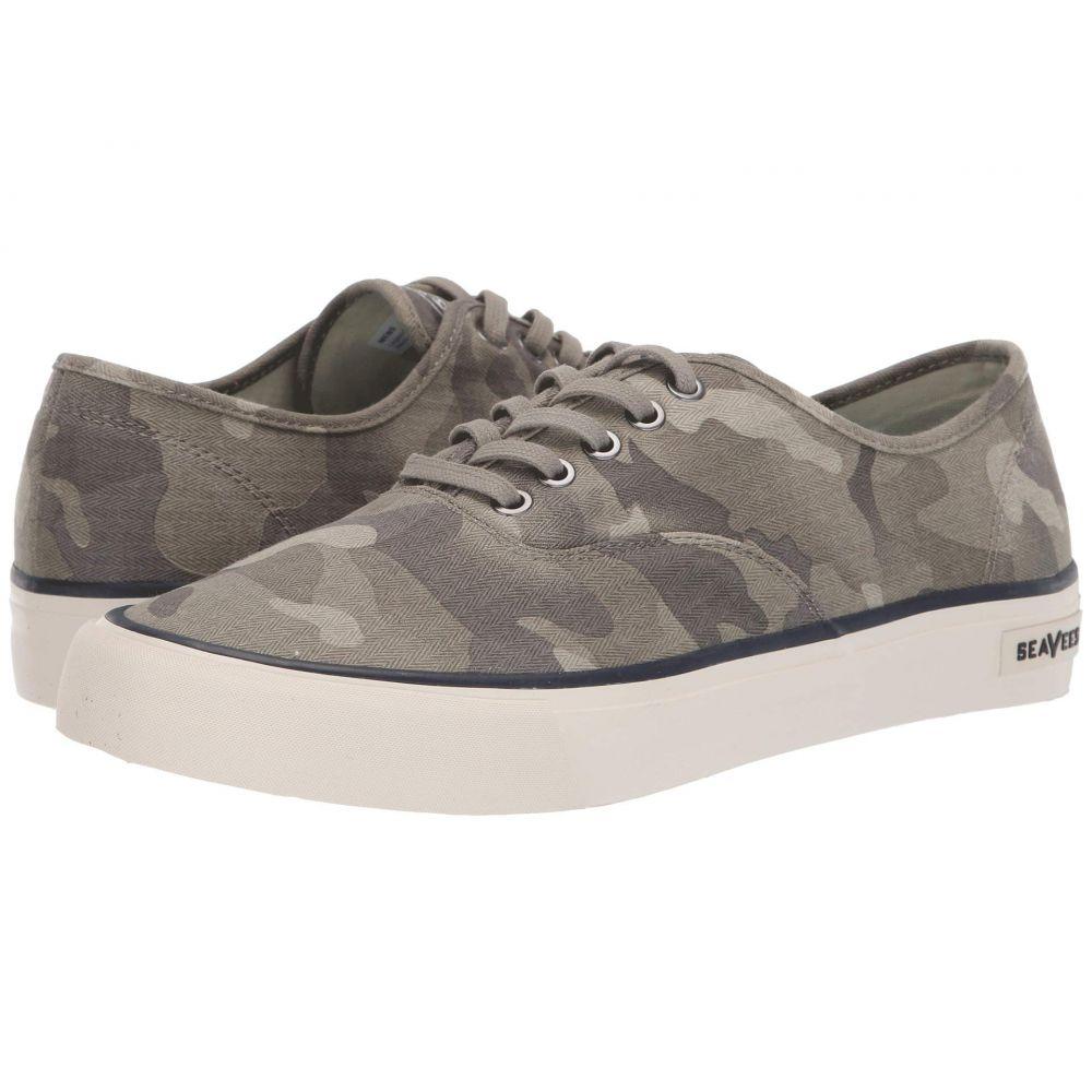 シービーズ SeaVees メンズ シューズ・靴 スニーカー【Legend Sneaker Saltwash】Sage Camo
