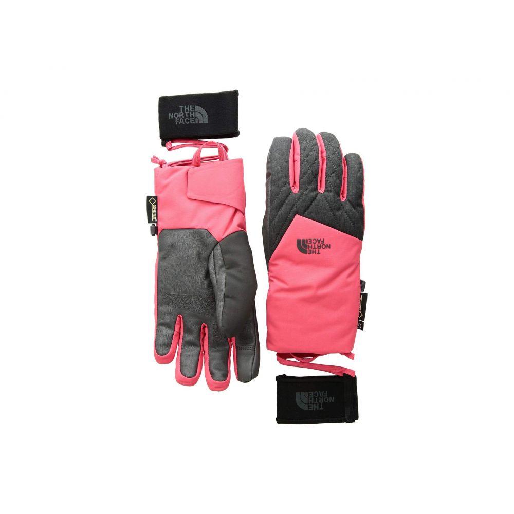 ザ ノースフェイス The North Face レディース スキー・スノーボード グローブ【Montana Gore-Tex SG Gloves】Teaberry Pink/TNF Dark Grey Heather