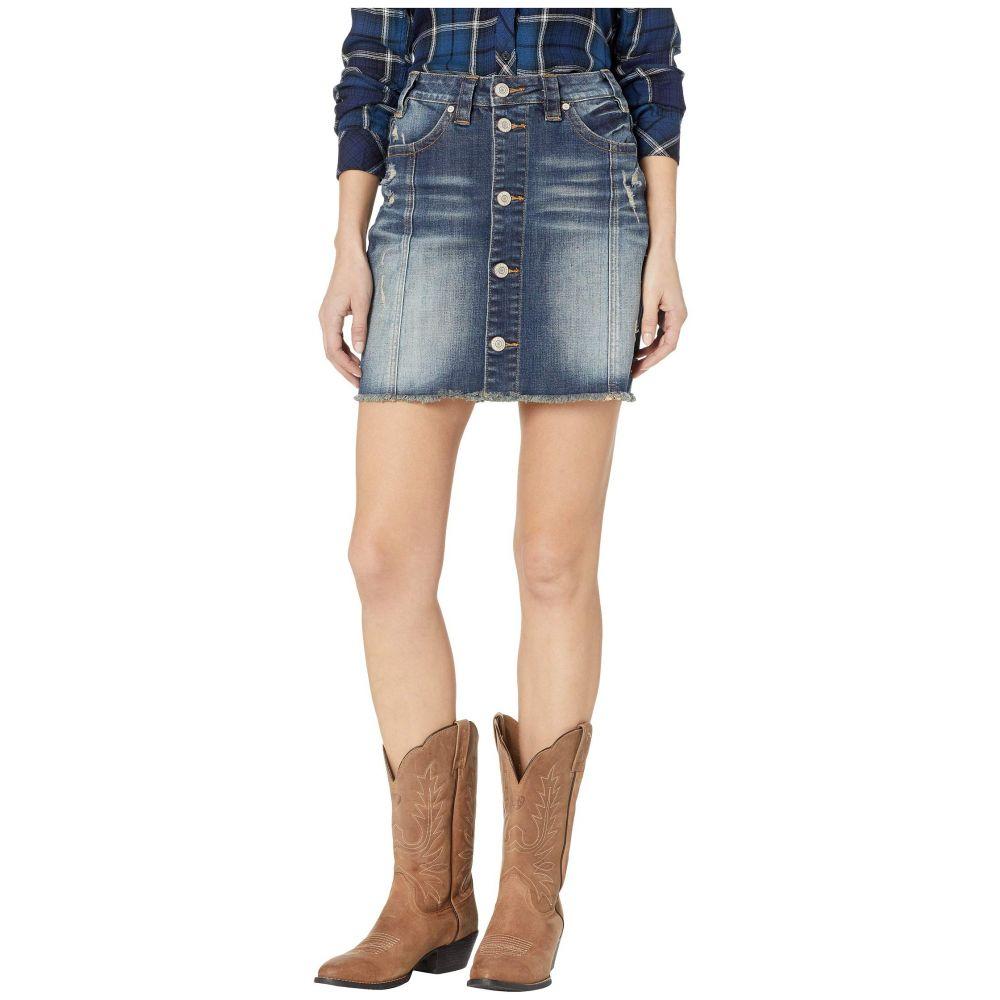 ロックアンドロールカウガール Rock and Roll Cowgirl レディース スカート【Low-Rise Skirt in Medium Vintage 69-9225】Medium Vintage