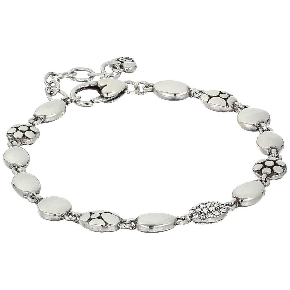 ブライトン Brighton レディース ジュエリー・アクセサリー ブレスレット【Pebble Mix Bracelet】Silver