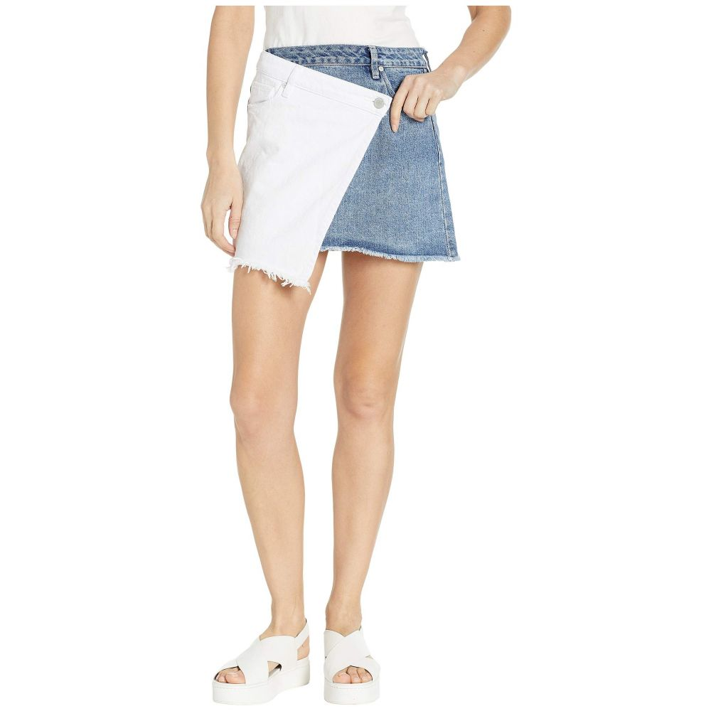 ブランクニューヨーク Blank NYC レディース スカート【Two-Tone Skirt in Side By Side】Side By Side