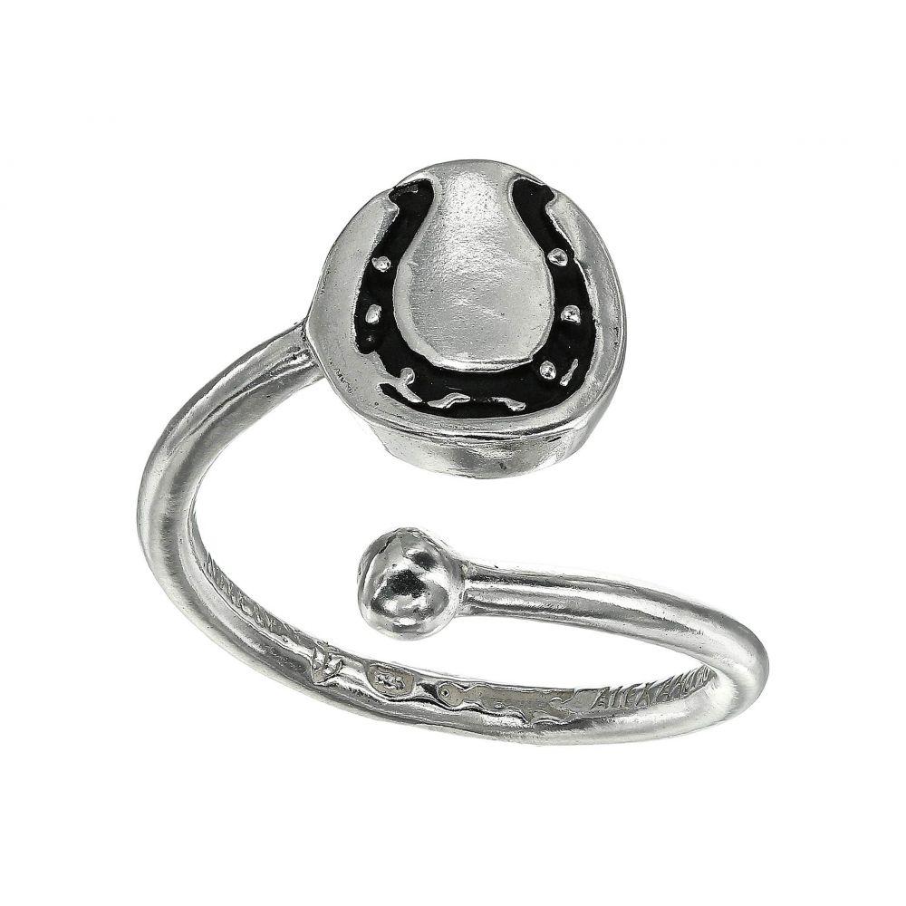 ジュエリー 指輪 Wrinkle In Time - Spiral Ring Wrap - Sterling Silver リング 宝飾品 レディース アレックスアンドアニー Alex and Ani 女性用