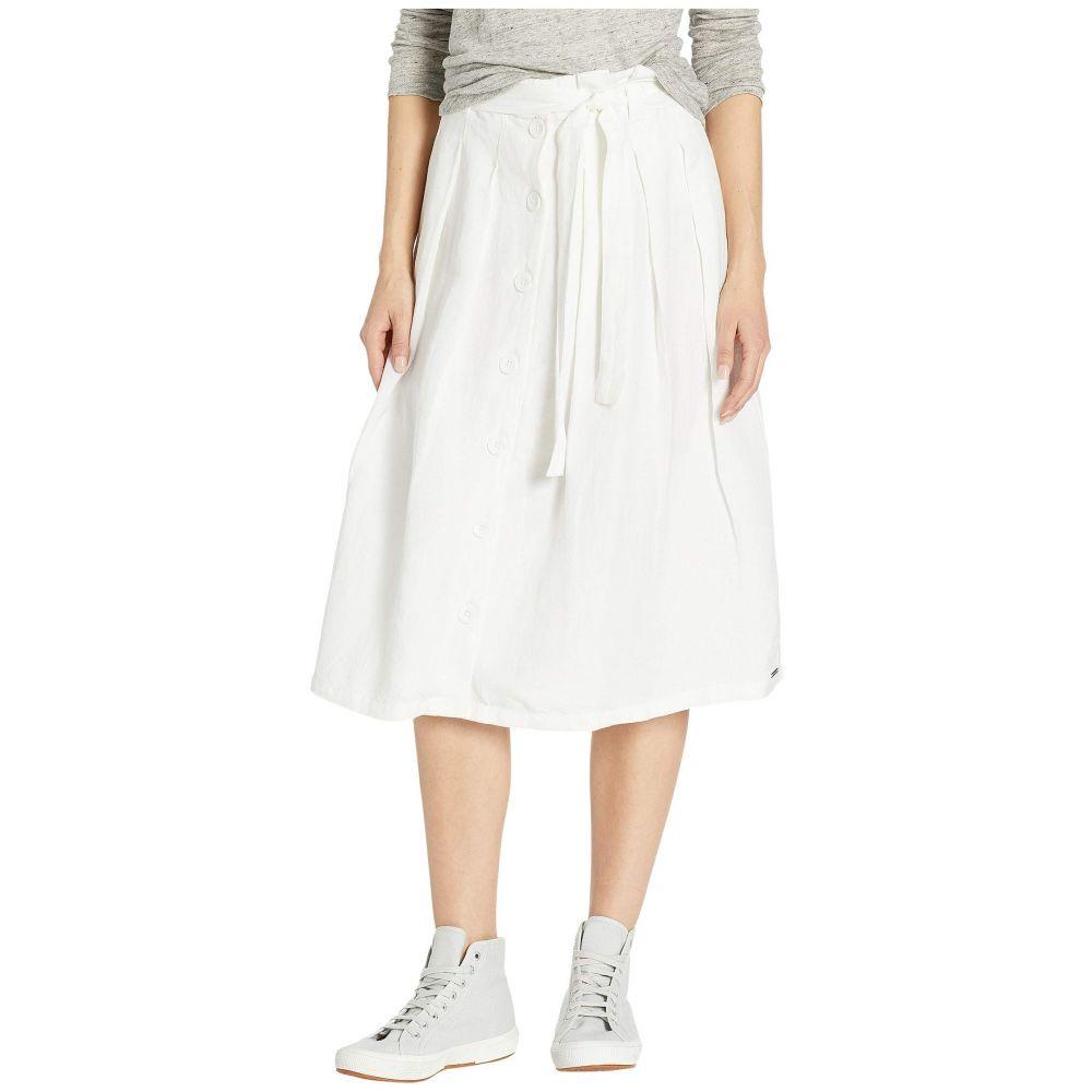 ボルコム Volcom レディース スカート【Deep Tracks Skirt】White