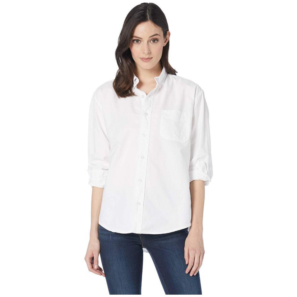 フレッシュプロデュース Fresh Produce レディース トップス ブラウス・シャツ【Oxford Shirt】White