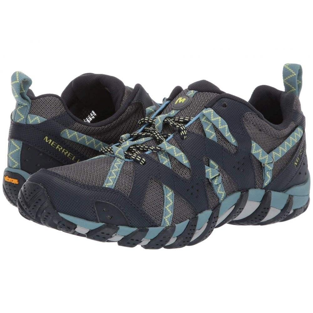 メレル Merrell レディース ハイキング・登山 シューズ・靴【Waterproof Maipo 2】Navy/Smoke