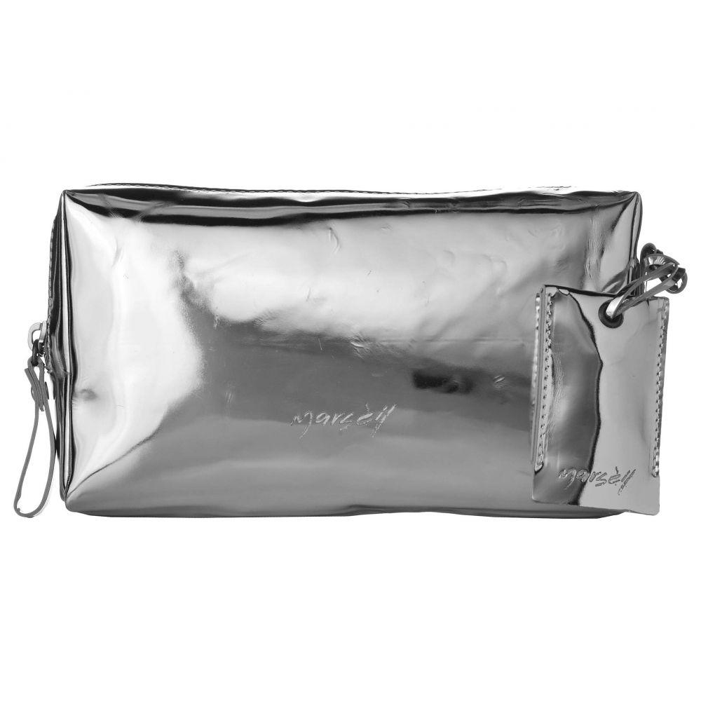 マルセル Marsell レディース バッグ クラッチバッグ マルセル【Patent Silver Leather バッグ Clutch】Patent Silver, 雑貨マニアmarz:897183d0 --- sunward.msk.ru