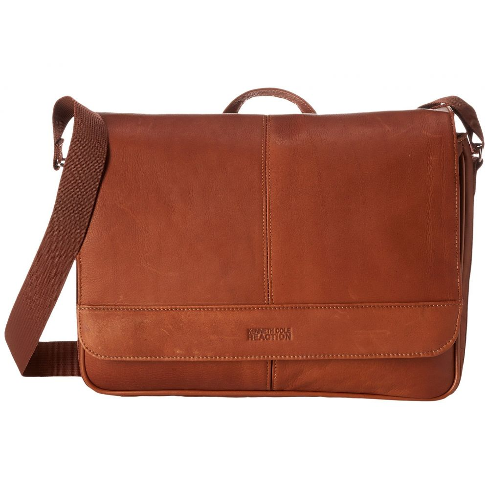 ケネス コール Kenneth Cole Reaction レディース バッグ ショルダーバッグ【Risky Business' Single Gusset Messenger Bag】Cognac