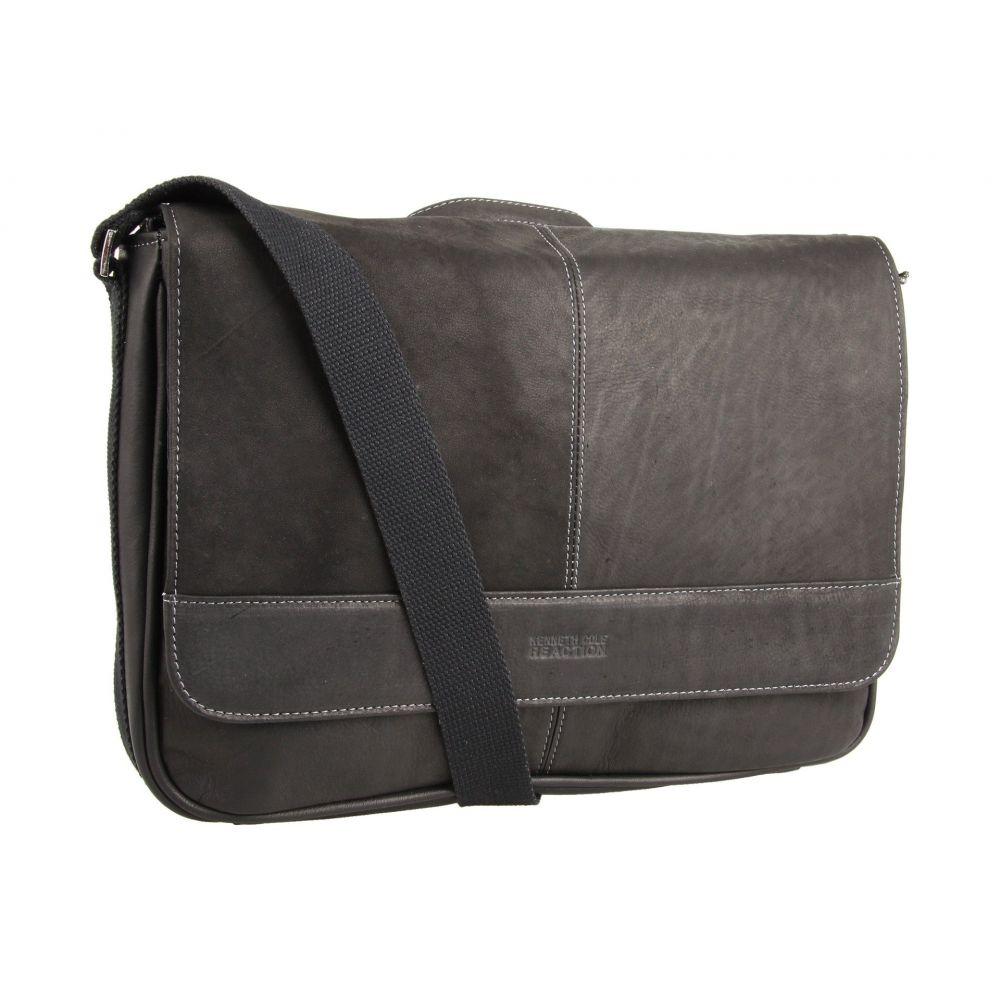 ケネス コール Kenneth Cole Reaction レディース バッグ ショルダーバッグ【Risky Business' Single Gusset Messenger Bag】Black
