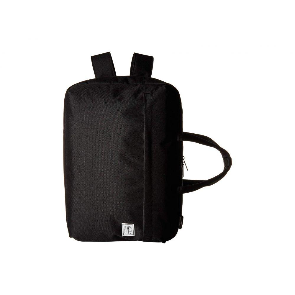 ハーシェル サプライ Herschel Supply Co. レディース バッグ ショルダーバッグ【Sandford】Black