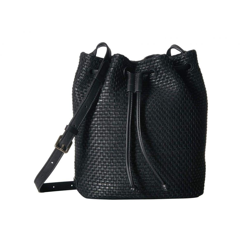 コールハーン Cole Haan レディース バッグ ショルダーバッグ【Bethany Weave Bucket Bag】Black