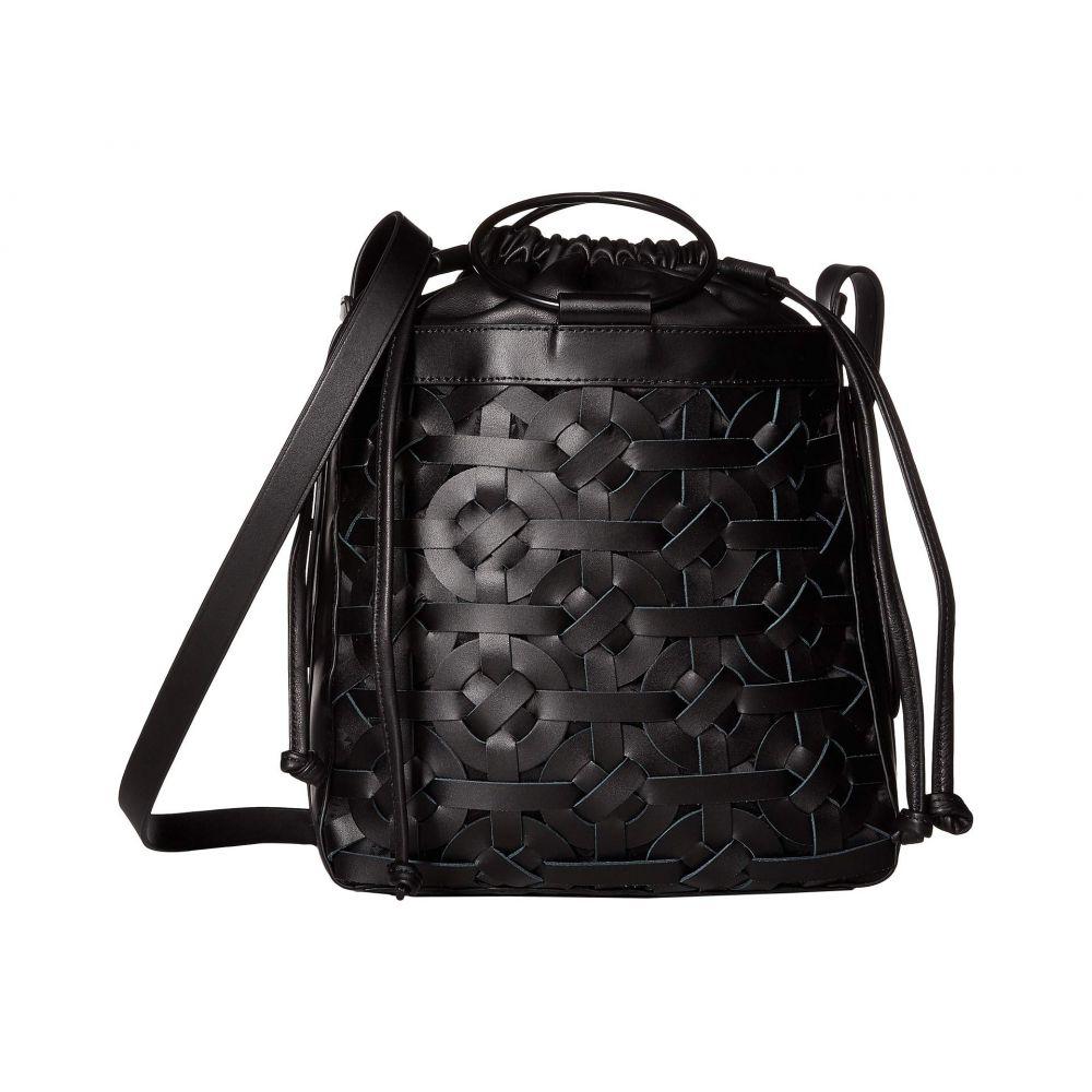 タッカー THACKER レディース バッグ ショルダーバッグ【Kenlee Bucket Bag】Black/Matte Black