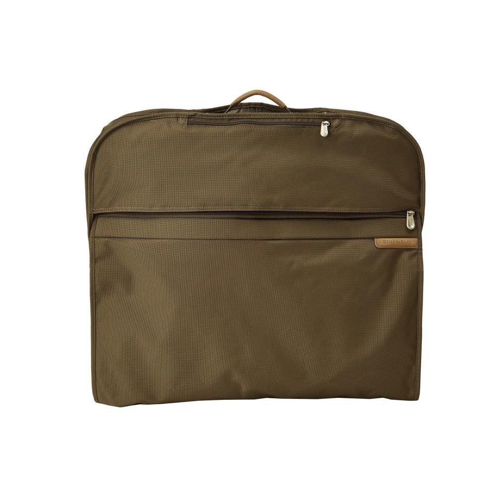 ブリッグスアンドライリー Briggs & Riley レディース バッグ【Baseline - Classic Garment Cover】Olive