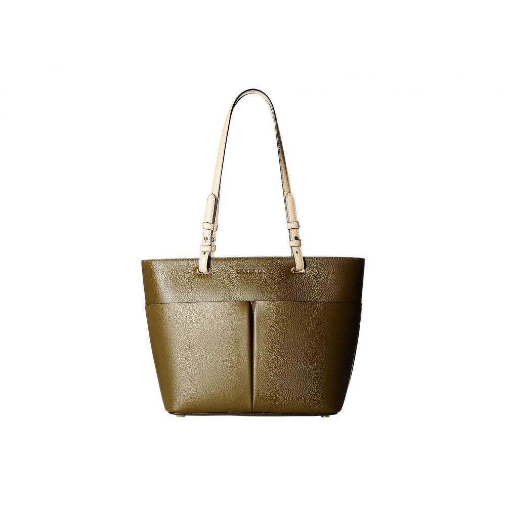 マイケル コース MICHAEL Michael Kors レディース バッグ トートバッグ【Bedford Medium Top Zip Pocket Tote】Olive