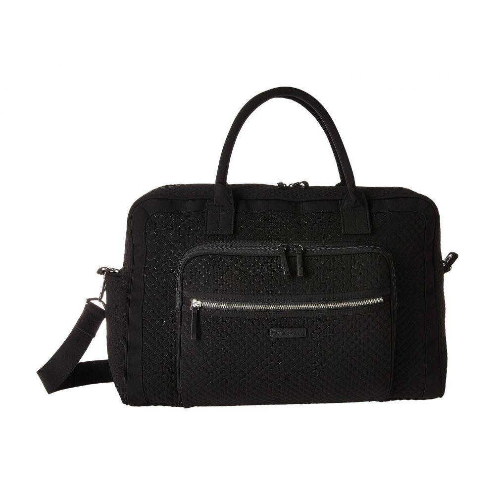 ヴェラ ブラッドリー Vera Bradley レディース バッグ ボストンバッグ・ダッフルバッグ【Iconic Weekender Travel Bag】Classic Black