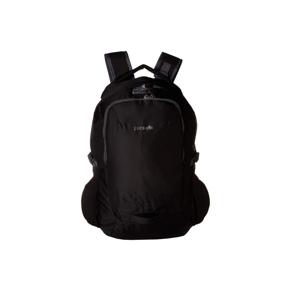 パックセイフ Pacsafe レディース バッグ バックパック・リュック【25 L Venturesafe G3 Anti-Theft Backpack】Black