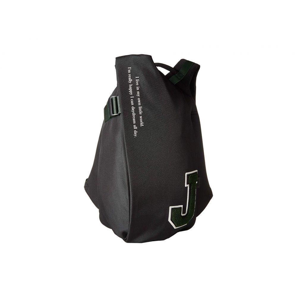 コート エ シエル cote&ciel レディース バッグ バックパック・リュック【John Undercover Isar Medium】Black