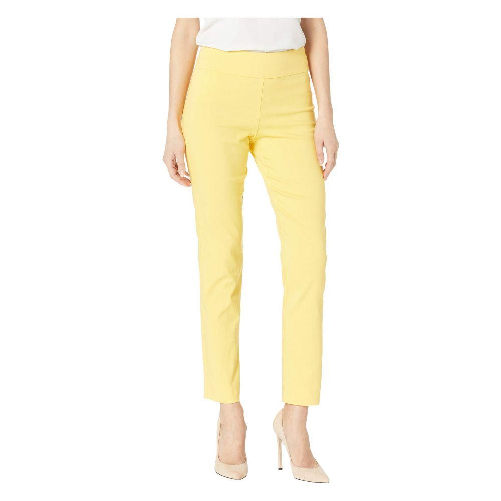 クレイジーラリー Krazy Larry レディース ボトムス・パンツ クロップド【Pull-On Ankle Pants】Lemon