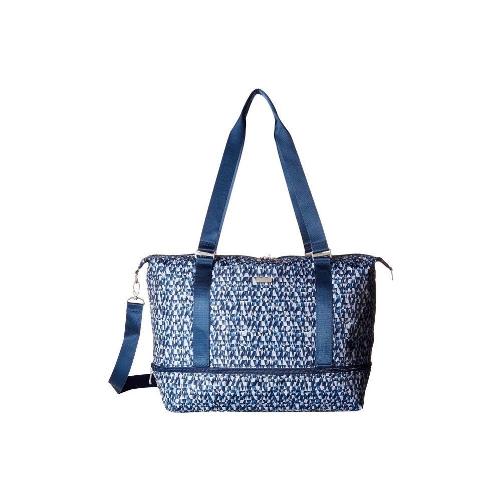 バッガリーニ Baggallini レディース バッグ ボストンバッグ・ダッフルバッグ【Expandable Carry on Duffel】Blue Prism