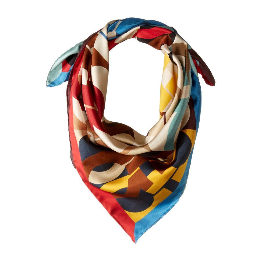 サルヴァトーレ フェラガモ Salvatore Ferragamo レディース マフラー・スカーフ・ストール【317831 Fo Mosaico 70】F. Multicolor