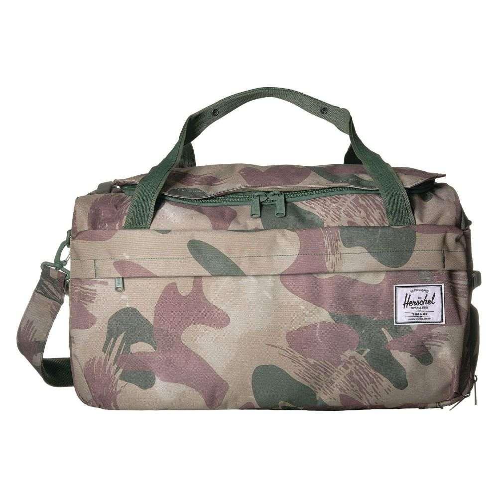ハーシェル サプライ Herschel Supply Co. レディース バッグ ボストンバッグ・ダッフルバッグ【Outfitter Luggage 50 L】Brushstroke Camo