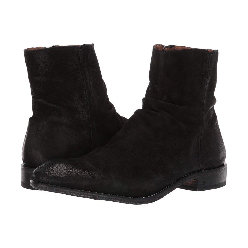 ジョン バルベイトス John Varvatos Collection メンズ シューズ・靴 ブーツ【Morrison Sharpei Boot】Black 2