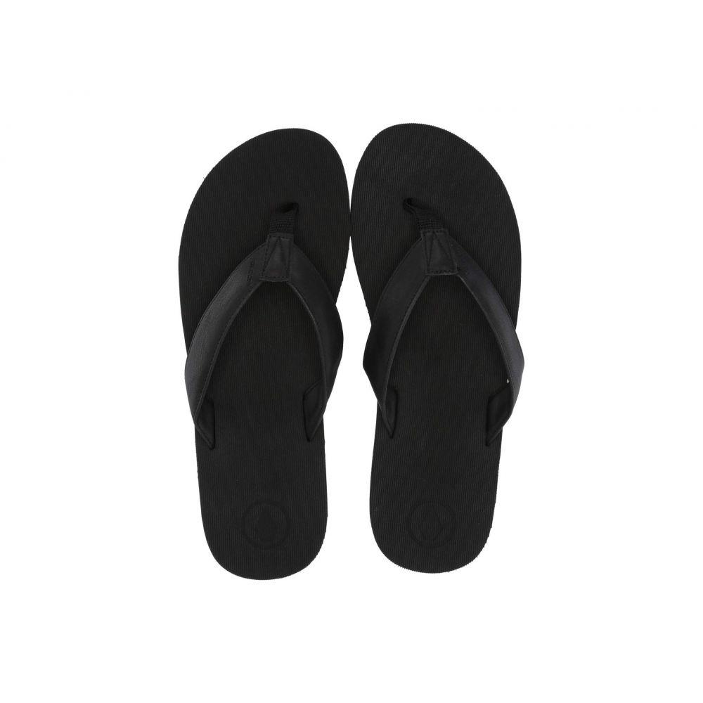 ボルコム Volcom Volcom メンズ シューズ メンズ・靴 ビーチサンダル【Fathom Out EVA】Black Out, エチガワチョウ:141097fa --- sunward.msk.ru