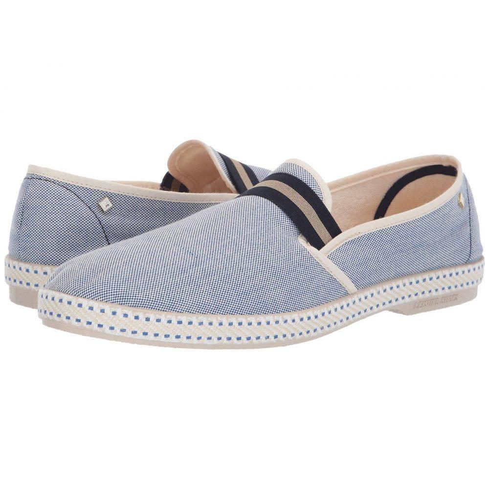 リビエラ Rivieras メンズ シューズ・靴 スリッポン・フラット【College Slip-On】Oxford