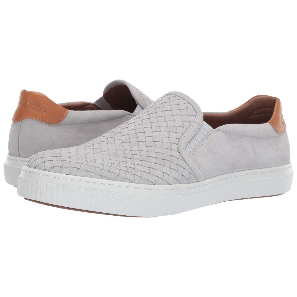 ジェイ&エム J&M EST. 1850 メンズ シューズ・靴 スリッポン・フラット【Toliver Slip-On】Gray
