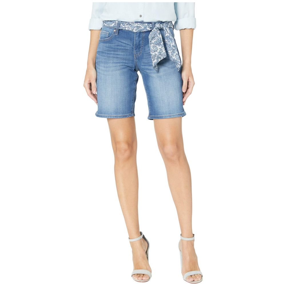 ジャグ ジーンズ Jag Jag Jeans レディース ボトムス Reef・パンツ ショートパンツ Belted【Carter Belted Girlfriend Shorts】Blue Reef, tetelab:b3d5ee94 --- sunward.msk.ru