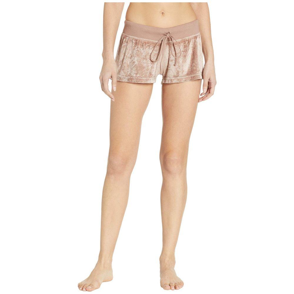 ハードテイル Hard Tail レディース ボトムス・パンツ ショートパンツ【Shimmer Shorts】Mauve