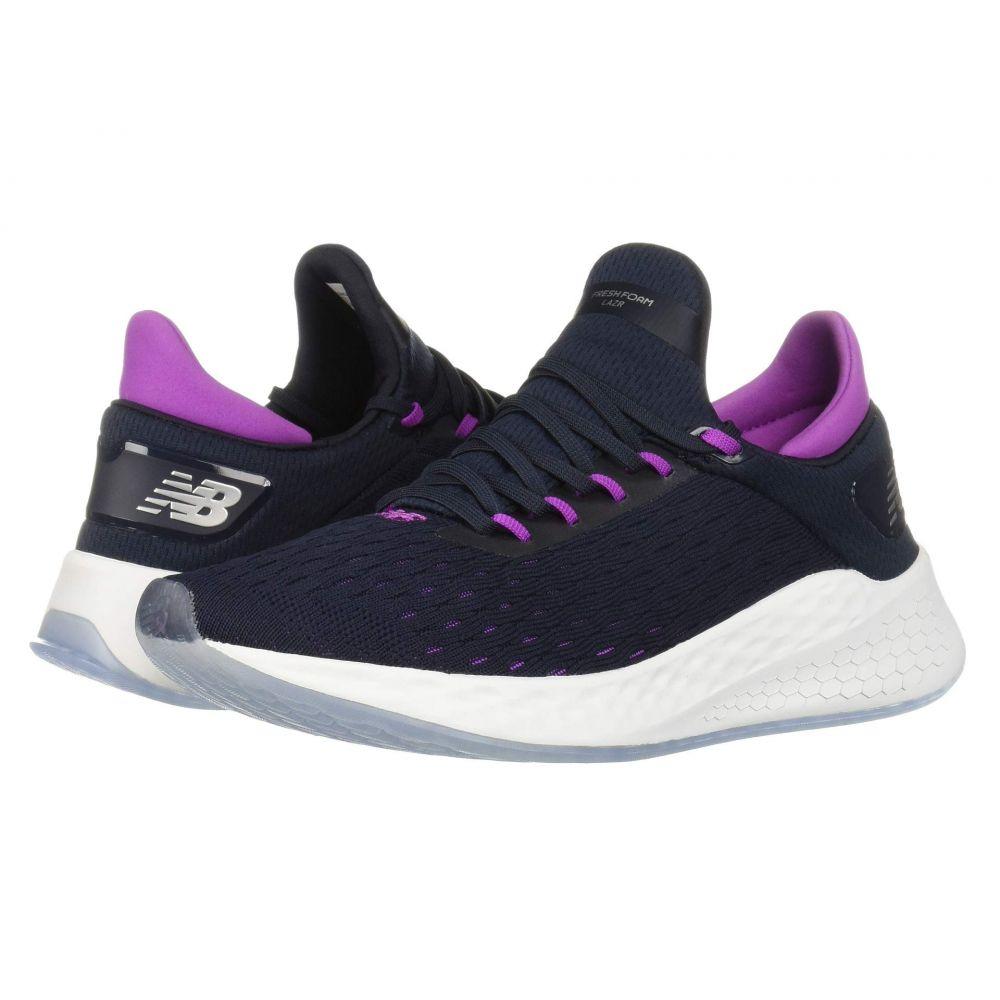 ニューバランス New Balance レディース ランニング・ウォーキング シューズ・靴【Fresh Foam Lazr v2】Eclipse/Voltage Violet