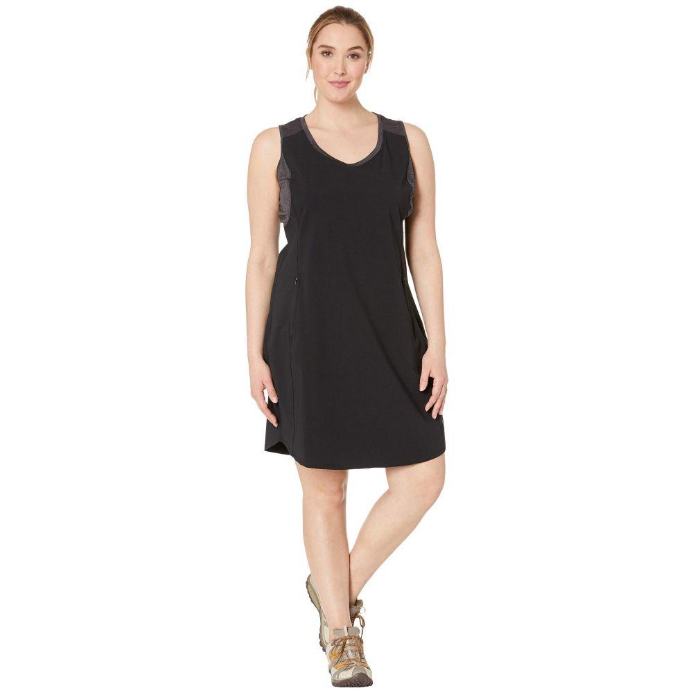 コロンビア Columbia レディース ワンピース・ドレス ワンピース【Plus Size Bryce Peak(TM) Dress】Black