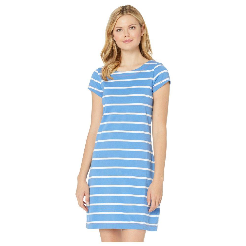 ハットレイ Hatley レディース ワンピース・ドレス ワンピース【Nellie Dress】Ice Blue Stripes